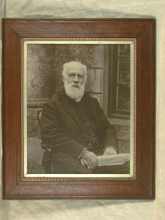 The Reverend Wynter Thomas Blathwayt (1825-1909)