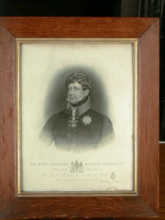 King George IV (1762-1830) (after Abraham Wivell)