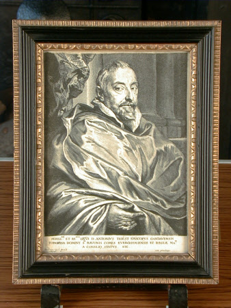 Antonius Triest (1576-1657), Bishop of Ghent and Count of Evergem (after Sir Anthony Van Dyck)