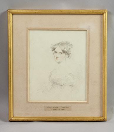 Emma Blount, Mrs Henry Matthews (1793-1861)