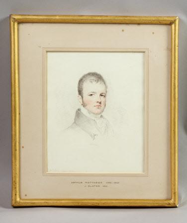 The Reverend Arthur Matthews (1789-1840)