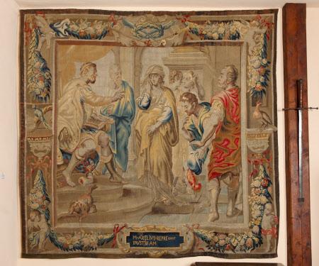 Marcus Aurelius Berating Faustinia