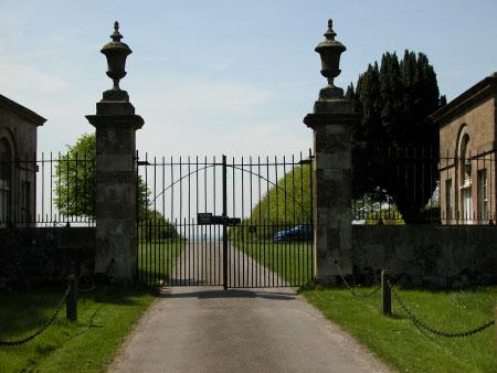 Park gate