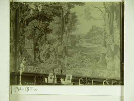 Diogenes Tapestry, Dyrham Park, Gloucestershire: 1904