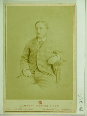 George William Wynter Blathwayt (1853-1934)