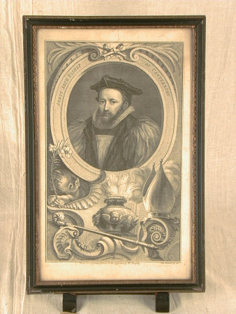George Abbot (1562-1633) Archbishop of Canterbury