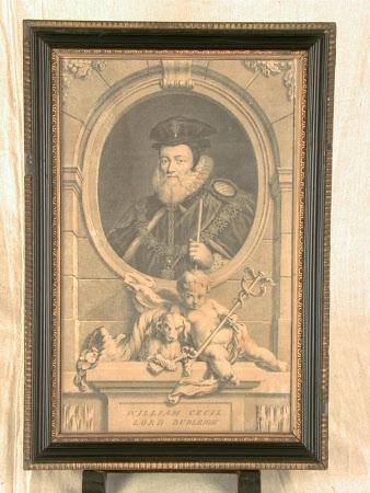 Sir William Cecil, 1st Baron Burghley KG (1520-1598)