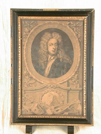 Joseph Addison (1672-1719) (after Sir Godfrey Kneller)