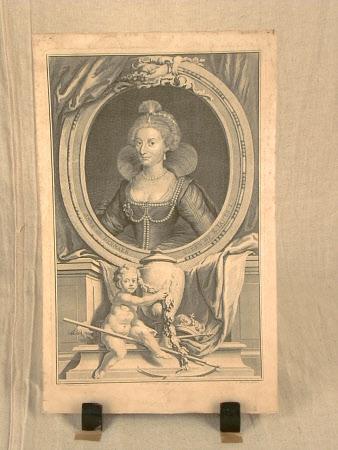 Queen Anne (of Denmark) (1574–1619) (after Cornelius Johnson)