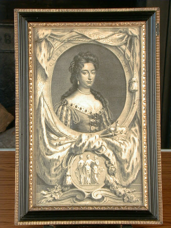 Queen Mary II (1662-1694) (after Sir Godfrey Kneller)