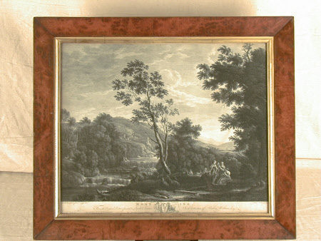Morning, (after Claude Lorrain)   Vol 11 no 26