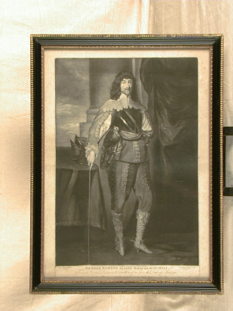 George Gordon, 2nd Marquess of Huntly (c.1590-1649)  (after Sir Anthony van Dyck)