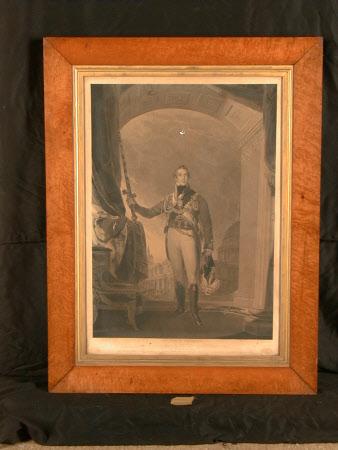 Arthur Wellesley, 1st Duke of Wellington KG, KB, MP (1769-1852) at St Paul's Cathedral, London ...