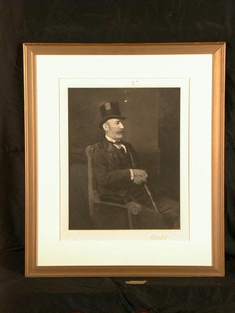 The Duke of Beaufort (8th?)