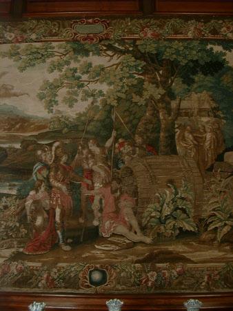 Alexander Visiting Diogenes
