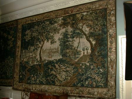 Verdure with Parterres