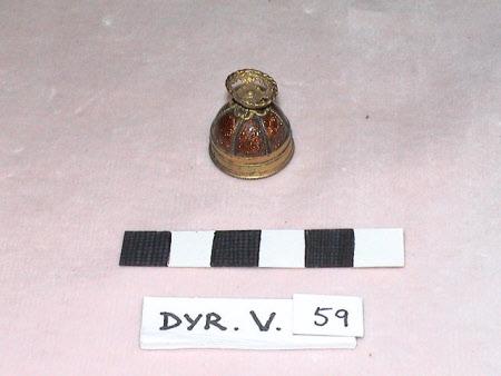 Pill box lid