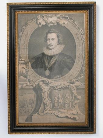 George Villiers, 1st Duke of Buckingham (1592-1628) (after Cornelius Johnson)