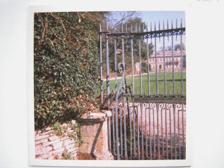 View of West Gates, Dyrham Park, Gloucestershire