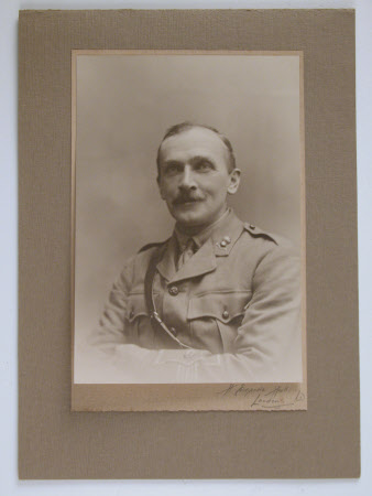Major Henry Wynter Blathwayt (1877-1917)