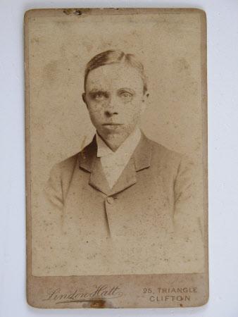 The Reverend Wynter Edward Blathwayt (1859-1929)