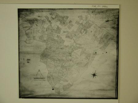 Estate Survey Map of Dyrham Park, Gloucestershire