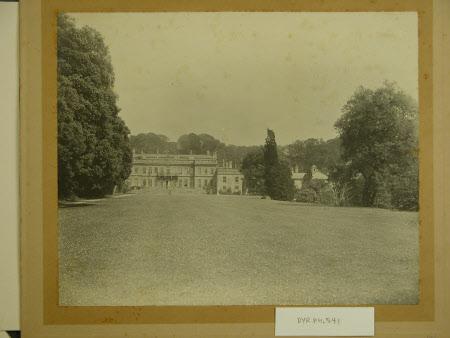 West Front, Dyrham Park, Gloucestershire