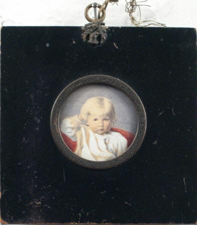 Edward Henry Gordon Craig (1872-1966) as a Child