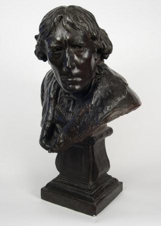Sir Henry Irving (1838-1905) as Hamlet