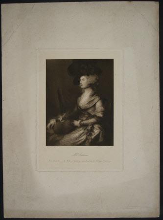 Mrs Sarah Siddons (née Kemble) (1755-1831)