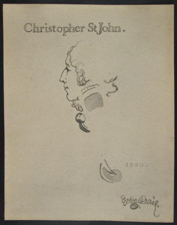Christopher St John (Christobel Marshal)