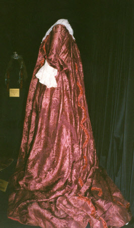 Costume for 'Olivia' in OLIVIA