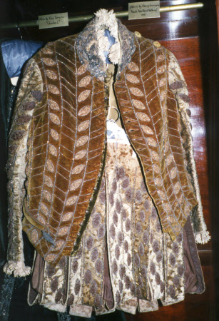Costume for Henry Irving in 'MUCH ADO ABOUT NOTHING'