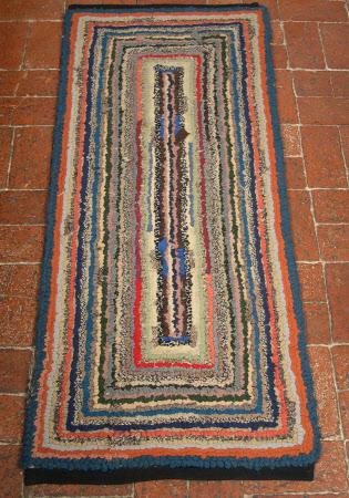 Rag rug