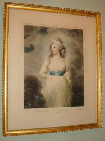 Lady Amelia (Emily) Anne Hobart, Vicountess Castlereagh, Marchioness of Londonderry (1772-1829) ...