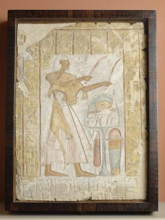 Tomb fragment