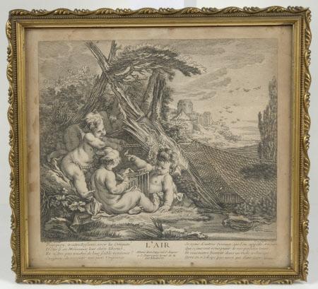 L'Air (after François Boucher)