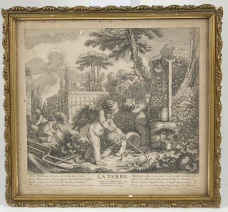 La Terre (after François Boucher)