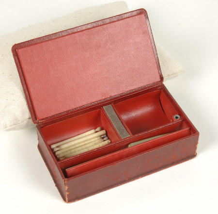 Sealing wax box