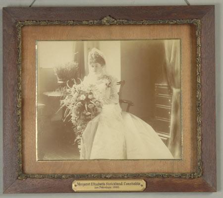 Margaret Elizaberth Packenham, Mrs Frederick Charles Strickland-Constable (d.1961)