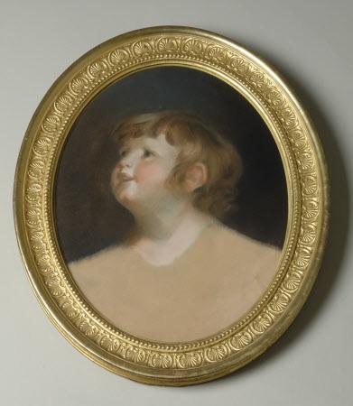 Boy Laughing (after Sir Joshua Reynolds PRA)