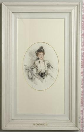 Henrietta Jenny Fraser, Mrs Walter Ralph Bankes (1871-1953)