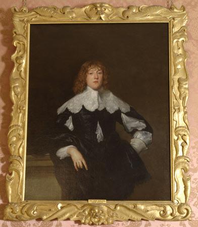 Sir John Borlase, 1st Bt, MP (1619-1672)