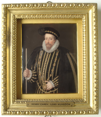 Henry Carey, Lord Hunsdon (1524?-1596) (after British (English) School)