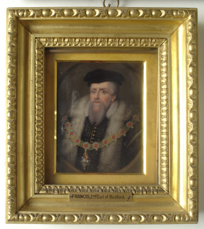 Francis Russell, 2nd Earl of Bedford (?1527-1585) (after British (English) School)
