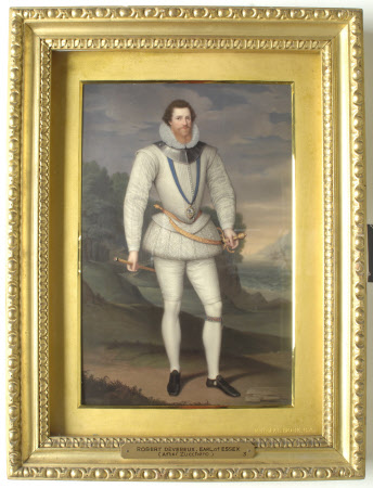 Robert Devereux, 2nd Earl of Essex (1566-1601) (after Marcus Geeraerts, the younger)