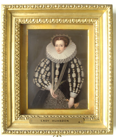 Anne Morgan, Lady Hunsdon (d.1606/7) (after Flemish School)