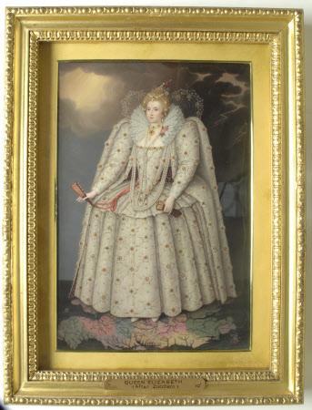 Queen Elizabeth I (1533-1603) (after Marcus Geeraerts, the younger)