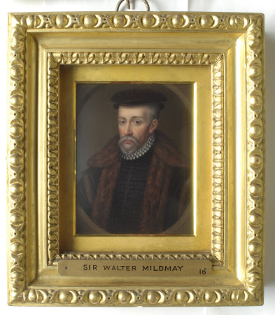 Sir Walter Mildmay (1520-1589) (after British (English) School)