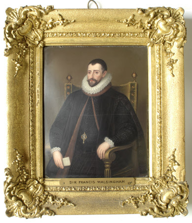 Sir Francis Walsingham (1530-1590) (after John de Critz the elder)